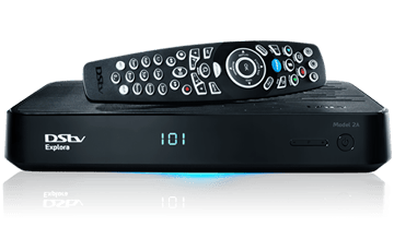 DStv - Explora + Dishkit
